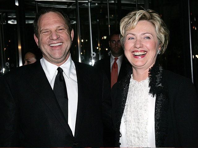 Jewish power: Harvey Weinstein with shabbos-shiksa