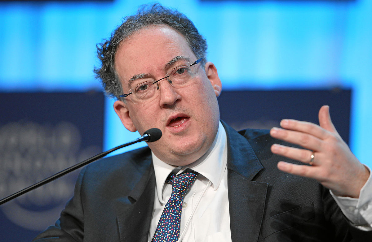 Jewish Good-Thinker Gideon Rachman