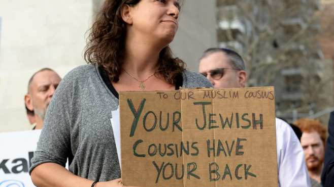 Jews have Muslims' backs