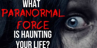 What Paranormal Force Is Haunting Your Life