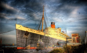 Listen To This Blood-Curdling Ghost Audio (EVP) Captured Aboard The Queen Mary
