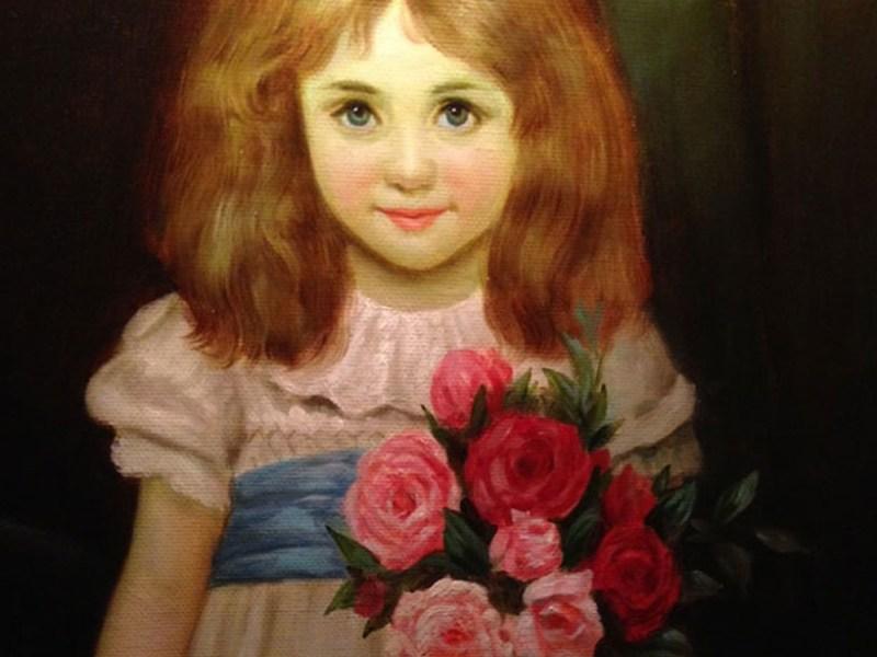 5 peintures hantées - lettres d'amour de Richard King