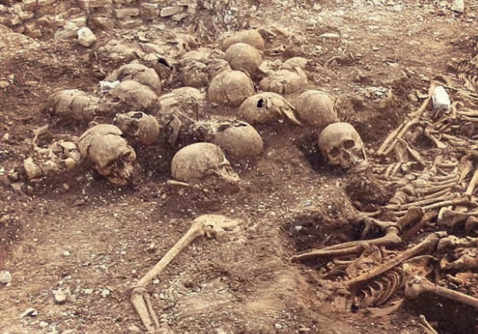 10 Most Gruesome Archaeological Finds Ever Discovered in History