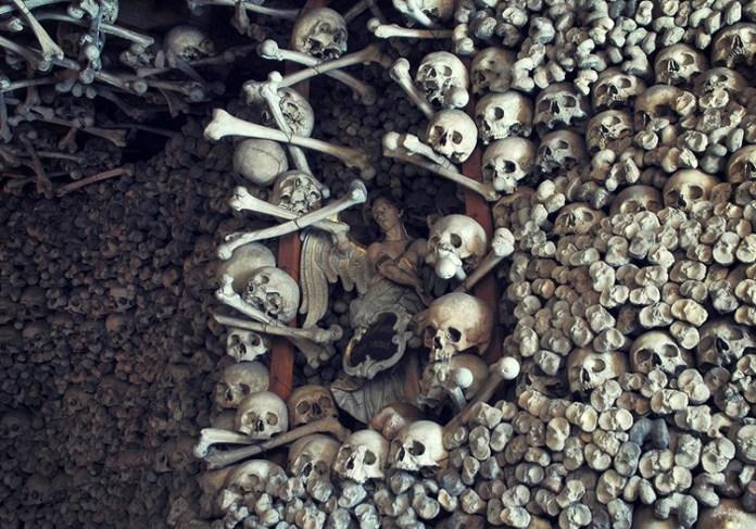Chapel of Skulls: Inside Kaplica Czaszek the Church Made of Human Bones