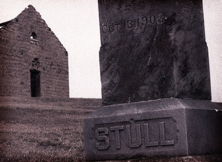 Gateway to Hell: The Mysterious Legend of Stull Cemetery