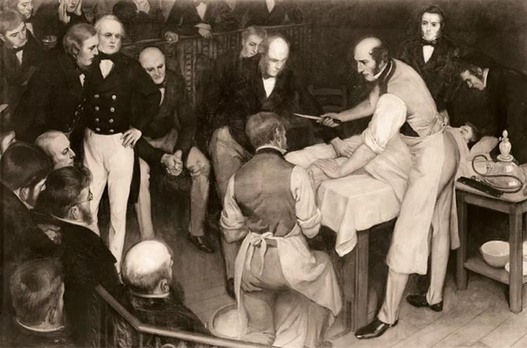 15 illustrations médicales vintage qui révèlent les horreurs de la chirurgie du XIXe siècle