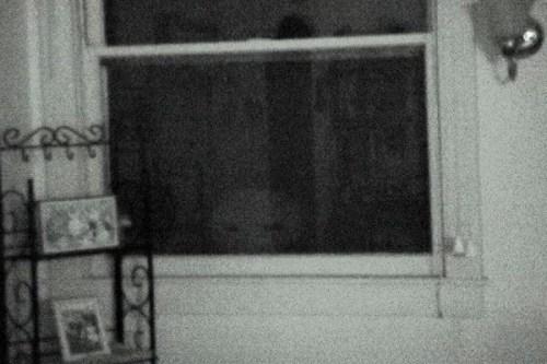 Intergalactic Peeping Tom