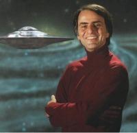carl sagan, ufo