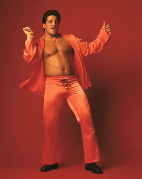 disco inferno, wcw, ghost hunters