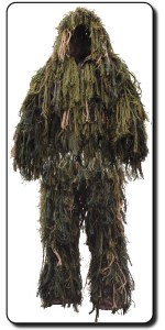 Randy Lee Tenley is killed while hoaxing a Bigfoot sighting in a ghillie suit