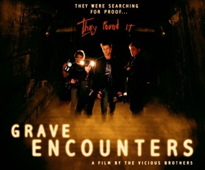 Review of the found footage horror movie Grave Encounters by the Vicious Brothers