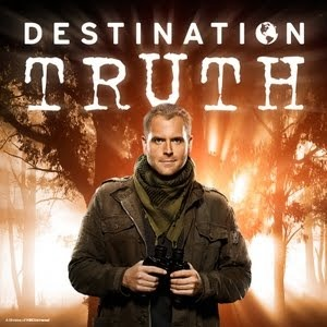 Destination Truth, Ghosts of Petra, hosted by Josh Gates