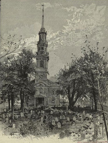 St. Paul's Church New York City