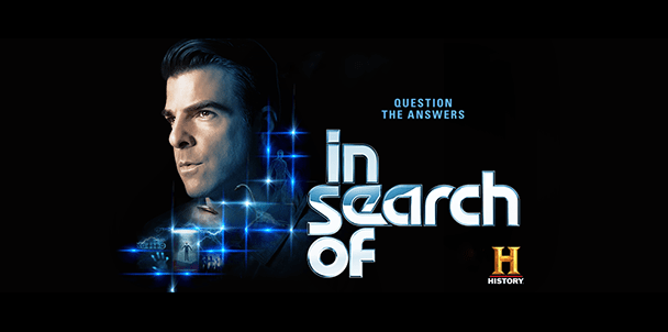 In Search Of... Zachary Quinto History Channel