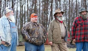Mountain Monsters Bigfoot Hunter