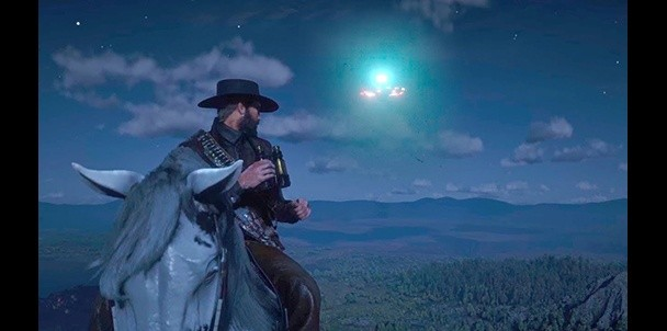 Red Dead Redemption 2 Paranormal