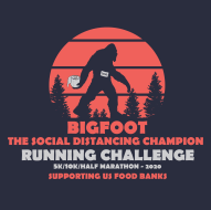 Bigfoor Running Challenge