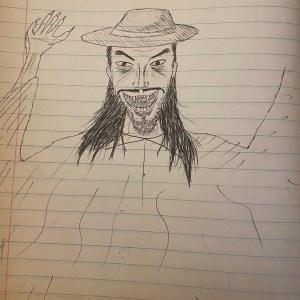 Jason's Hat Man