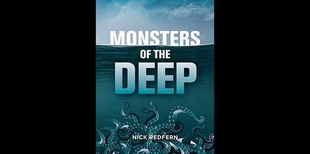 Monsters of the Deep by Nick Redfern