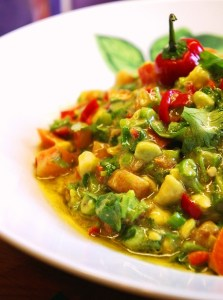 Easy Guacamole Recipe - Avocado Salsa by Theo Michaels