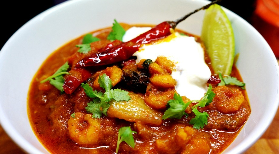 Prawn Curry Recipe – have a Ruby Murray tonight!