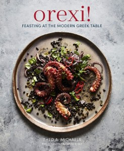Orexi - Greek cookbook by Theo Michaels