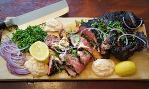 BBQ Butterflied Leg of Lamb with Kamikoto Knives by Theo Michaels web