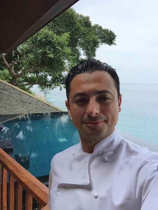 Guest Chef at Paresa Resort Phuket, Thailand