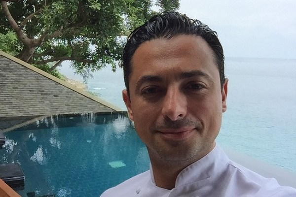 Guest Chef at Paresa Resort Phuket, Thailand