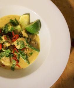 mild curry paste recipe