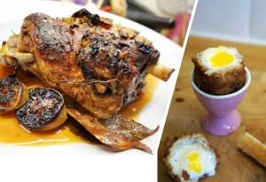 Easter Recipes - Easter Dinner