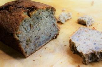 Easy Banana Nut Bread Recipe Slice Theo Michaels | Banana and Walnut Bread