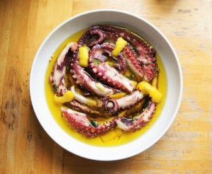 how to cook octopus by Theo Michaels | Octopus Recipe