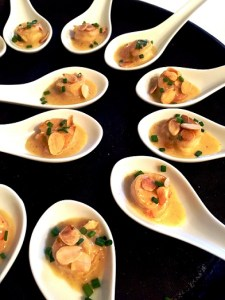 Prawn canapes recipe