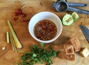 Thai Salad Dressing Recipe by Theo Michaels
