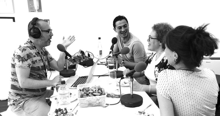 BBC Radio 3CR – Theo joins Nick Coffer on his Weekend Kitchen Show