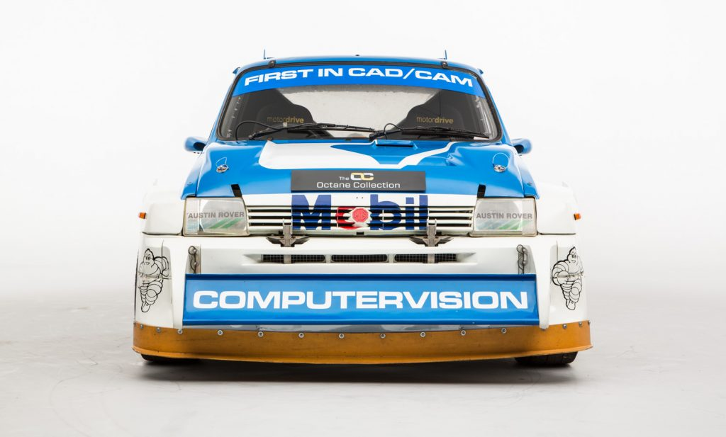MG Metro 6R4 For Sale - Exterior 6