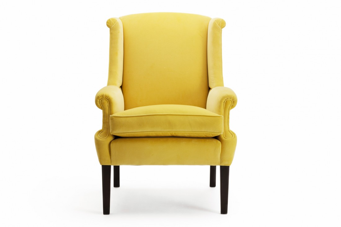 Astor Wing Chair  The Odd Chair Company