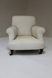 Victorian Gentlemans Armchair | The Odd Chair Company