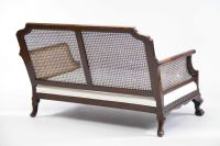 Victorian Bergere Sofa | The Odd Chair Company