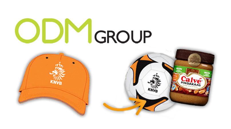 Promotional Gifts Netherlands - Calvé & Netherlands football team