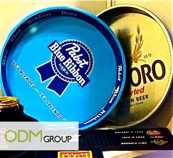 drinks industry Metal Trays