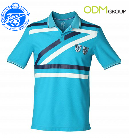 Promotional Polo Shirt by FC Zenit - GWP Russia