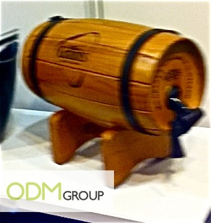 drinks industry Wooden Barrel by Guiness