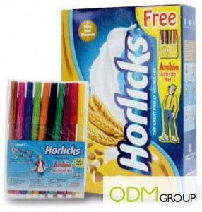 Horlicks Giveaway: Colour Markers