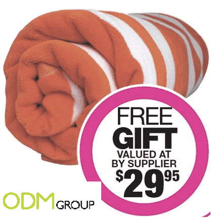Marketing Gift by Bio-Oil - Beach Towel