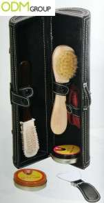 Cylindrical Cosmetic Organiser Pouch
