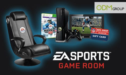 Pepsi Product Marketing - EA Sports Game Room