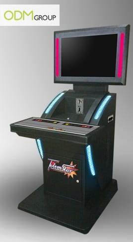 Totem Star sit down Arcade Games machine