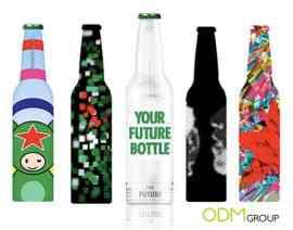 Five best works of Heineken crowdsourcing contest